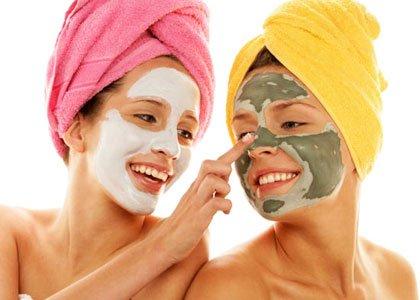 Как приготовить маски от прыщей в домашних условиях фото