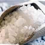 Морская соль от прыщей - эффективное средство борьбы с воспалениями кожи