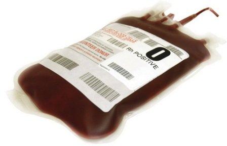 Переливание крови от прыщей помогает довольно эффективно