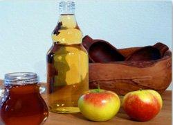 Яблочный уксус от прыщей: действие, применение, рецепты фото