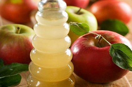 Как правильно использовать яблочный уксус против прыщей?