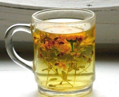 Готовим специальный чай из череды, который помогает в случае употребления его трижды в сутки