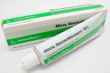 Бензилбензоат от чесотки: лечим кожное заболевание быстро и без последствий