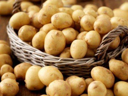 Как картофель помогает вывести бородавки с поверхности кожи?