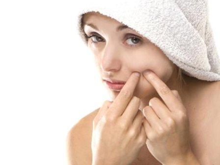 Как перекись водорода воздействует на кожу?