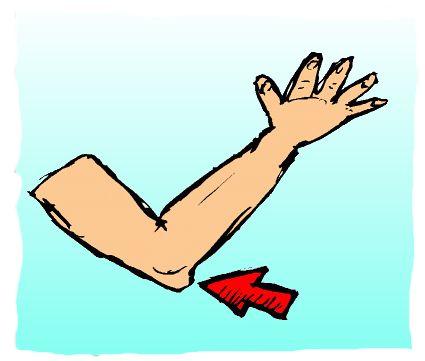 Воспаления кожи на локтях, прыщи и высыпания могут оказаться микозом