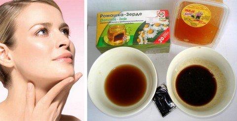 Используя мумие и другие целебные компоненты, всегда можно приготовить специальные питательные составы для кожи