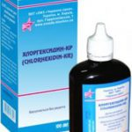 Хлоргексидин против прыщей