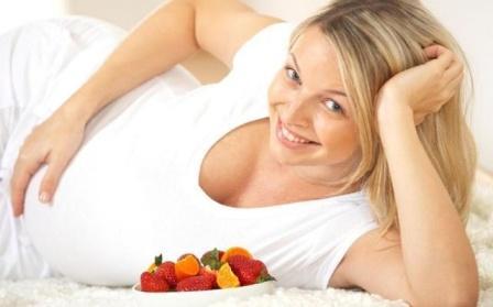 Как лечить прыщи во время беременности