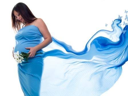 Как безопасно лечить прыщи при беременности