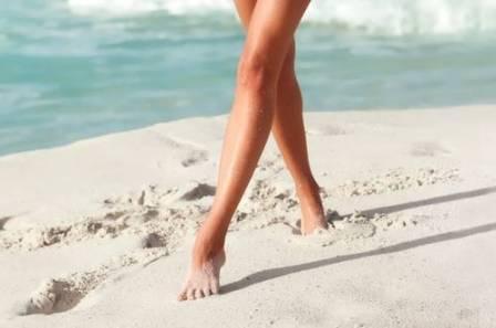Как избавиться от прыщей на ногах