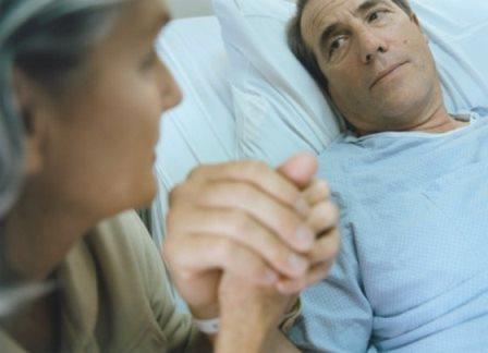 При обращении за медицинской помощью на поздних стадиях прогноз неблагоприятный