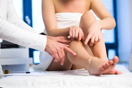 Класс компрессии при варикозном дерматите должен определить врач