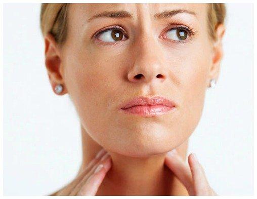 Симптомы стрептококковой инфекции в горле