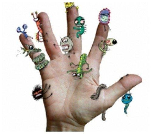 Ротавирусная инфекция – болезнь «грязных рук»