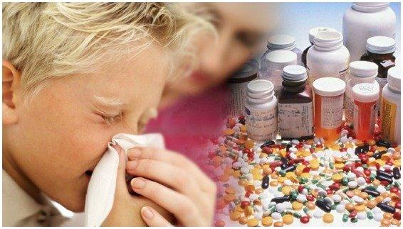 Симптоматическое лечение аденовирусной инфекции