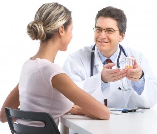 прием у врача при отеках