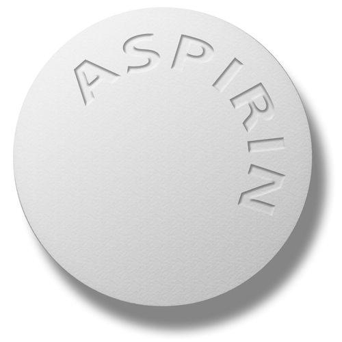 Аспирин профилактирует развитие инсульта - основного осложнения церебрального атеросклероза.