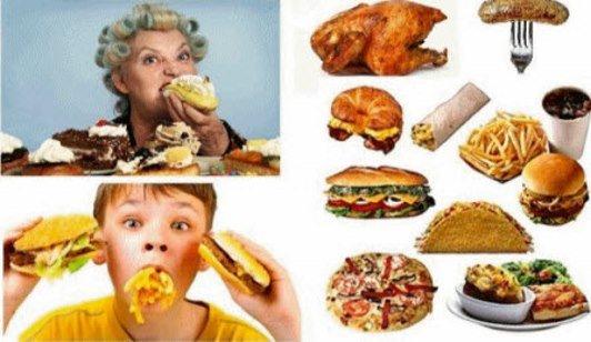 Жирная пища – основная причина атеросклероза сосудов головного мозга