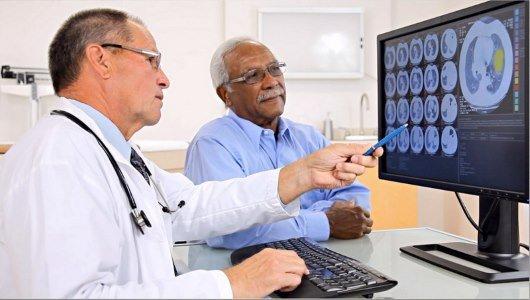 Диагностика сосудов головного мозга