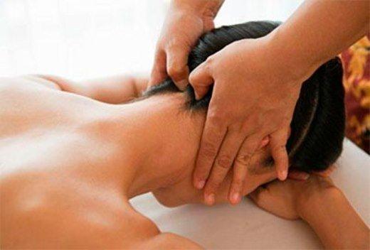 Массаж для лечения остеохондроза шейного отдела
