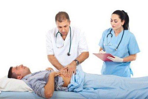 Дифференцировка болей в поджелудочной железе