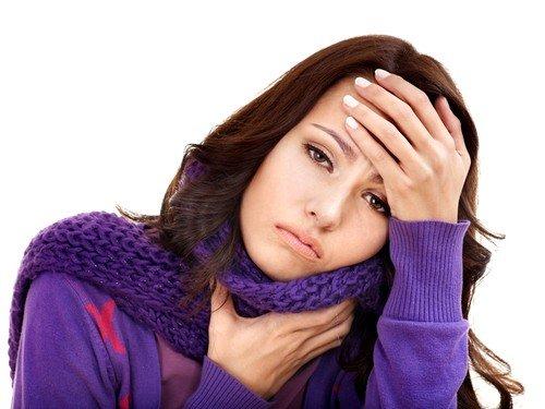 Ангина, симптомы и лечение