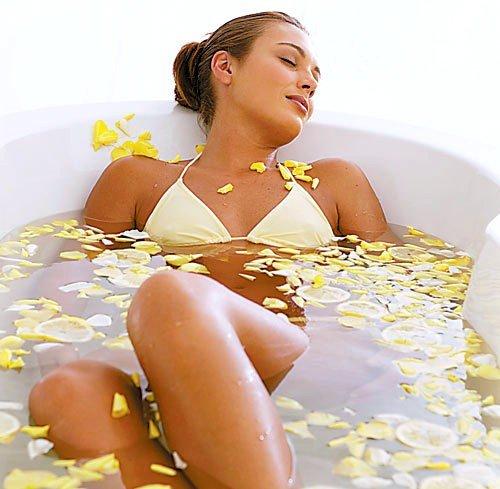 лечебно-профилактическая ванна