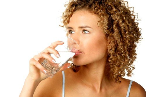 Соблюдение должного потребления жидкости
