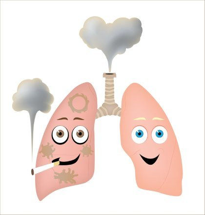 Курение – приводит к развитию туберкулеза