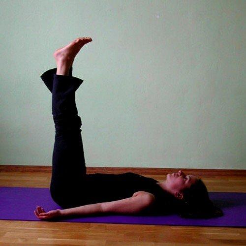 Оздоровительная гимнастика при лечении седалищного нерва
