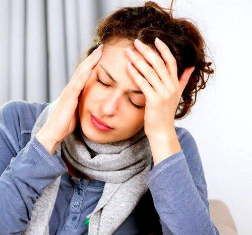 Симптомы внутричерепного давления