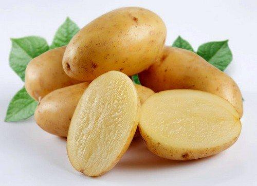 Картофельно-хреновый компресс