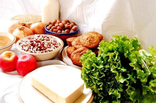 калорийность пищи кормящей матери