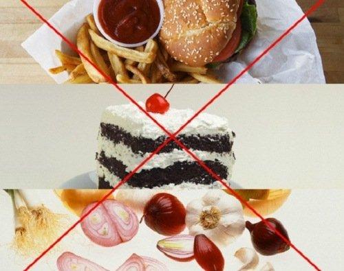 Продукты, которые противопоказаны кормящим мамам