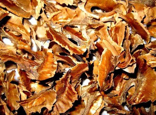 Перегородки грецких орехов при зобе