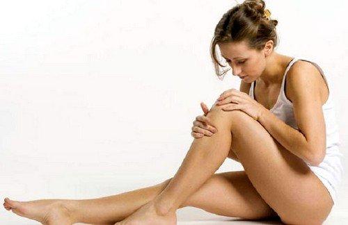 болят суставы ног