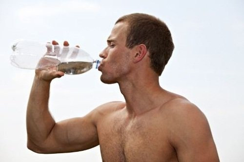 Неутолимая жажда при сахарном диабете