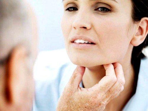 Причины воспаления щитовидной железы