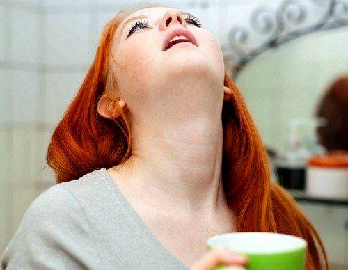 Профилактика заболеваний горла при беременности