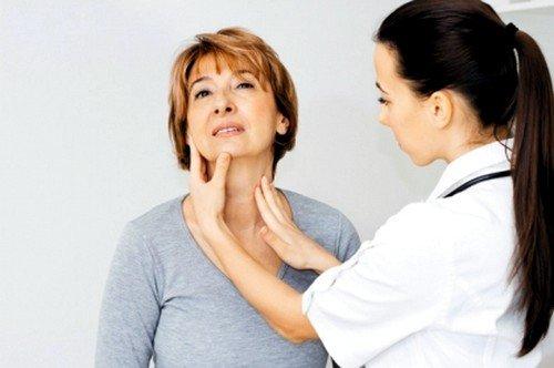 Лечение узлов щитовидной железы