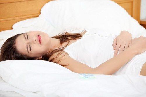Гинекологические заболевания – сопровождаются болью в правом боку живота