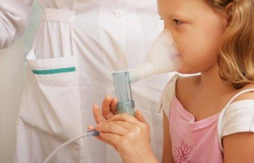 Лечение сухого кашля ингаляциями через небулайзер