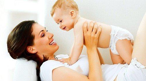 Кормление ребенка при мастите