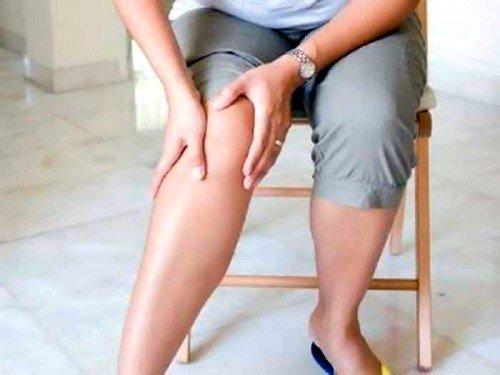 Дискомфорт в мышцах и суставах