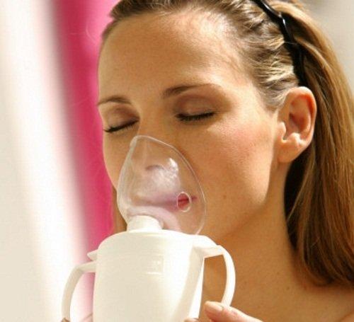 Ингаляции – неотъемлемая процедура в лечении сухого кашля