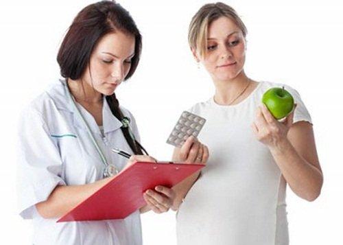 Низкий гемоглобин часто приводит к осложнениям при беременности