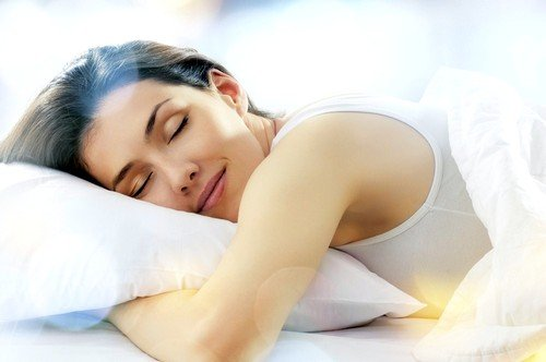 Ошибочное положение подушки либо тела
