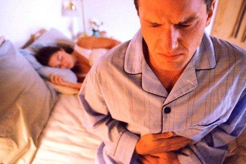 Симптомы воспаления простаты