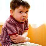 Боли в животе у ребенка